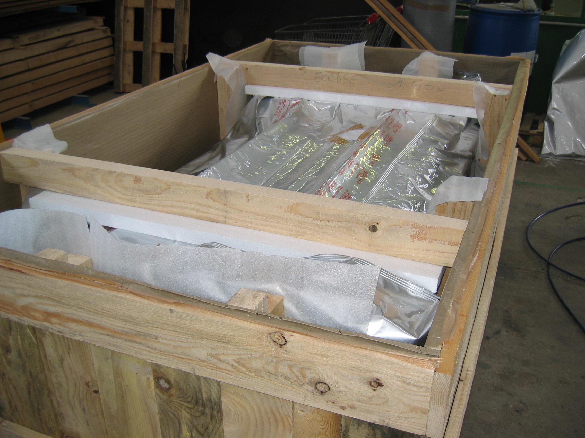 Préparation d'emballage catégorie 4C - lagreulet emballage (2)