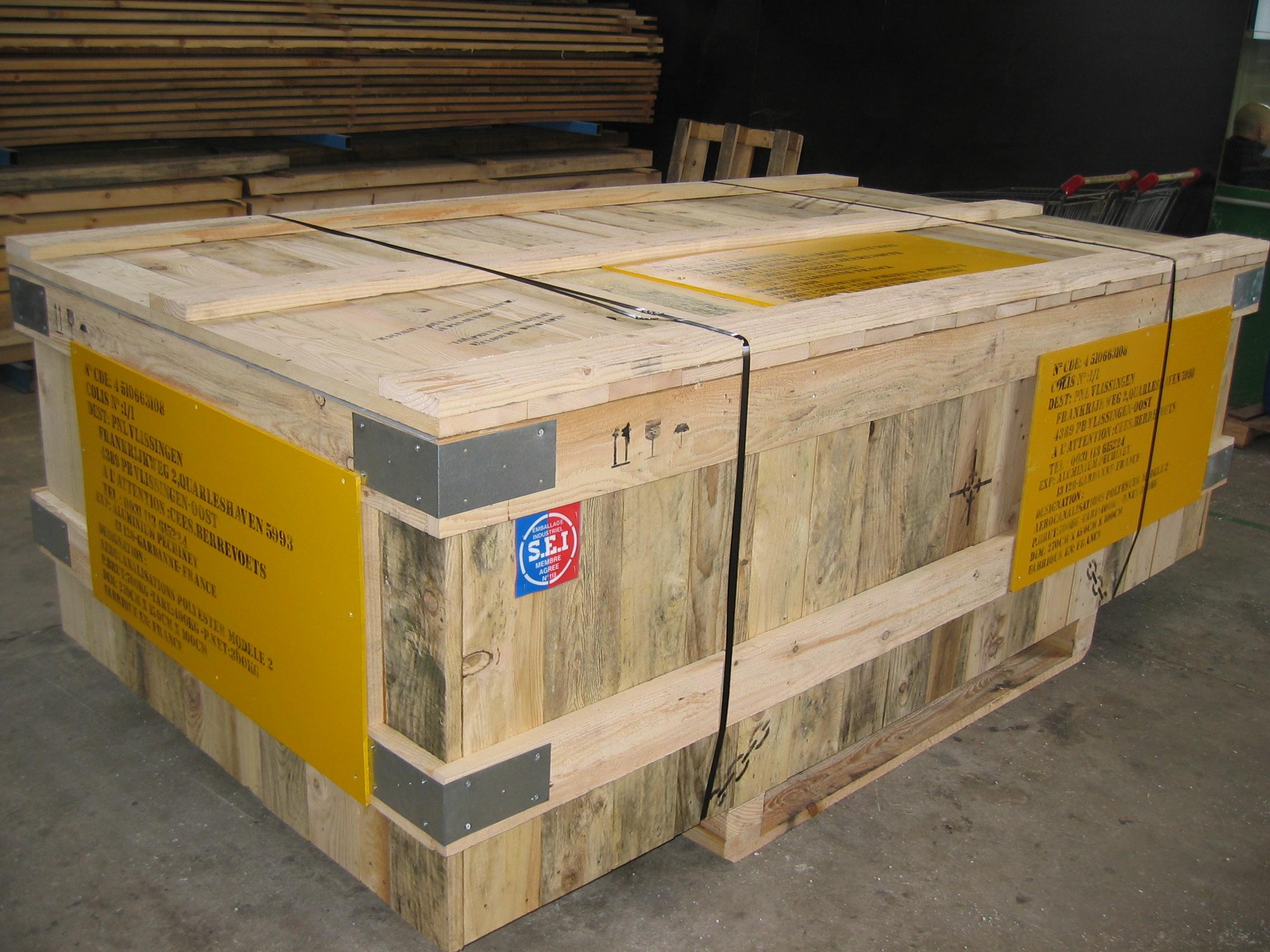 Préparation d'emballage catégorie 4C - lagreulet emballage (3)