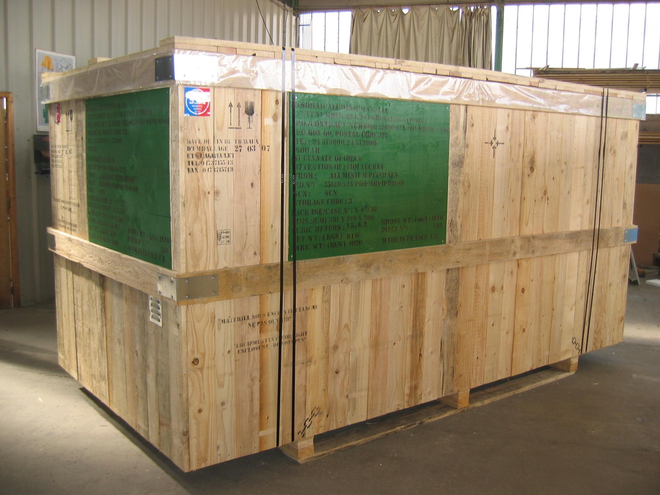 Préparation d'emballage catégorie 4C - lagreulet emballage (5)